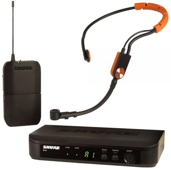 Shure BLX14E/SM31 FH M17 - Radiomicrofono Archetto