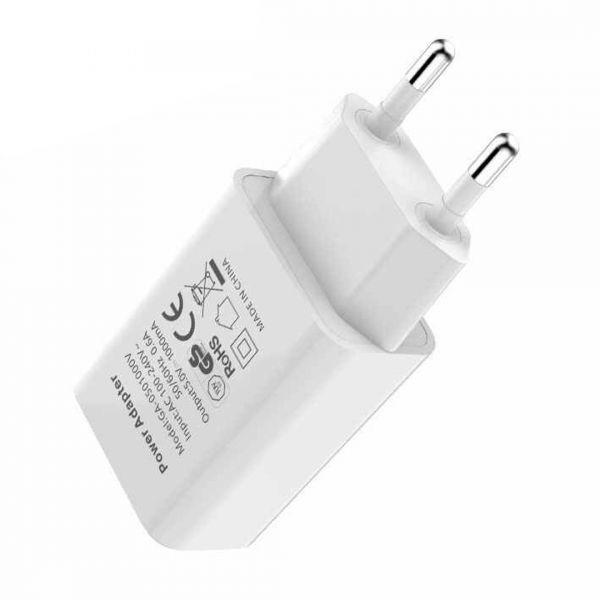 Soundsation PSU-USB1Aeu 5v Alimentatore 1000mA