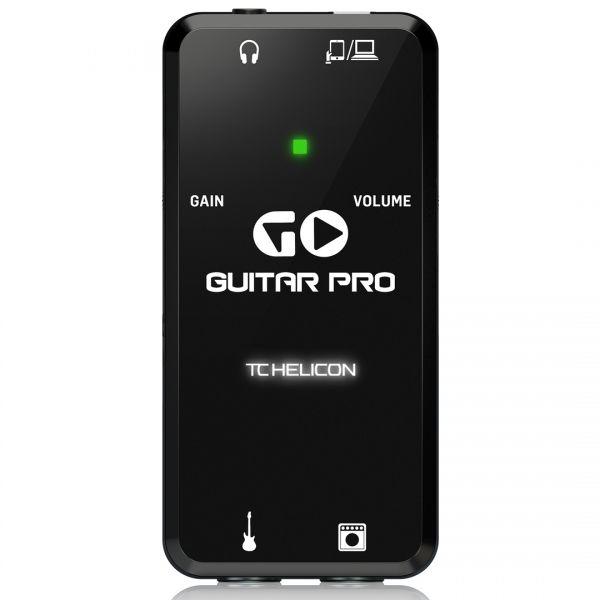 TC Helicon Go Guitar Pro - Interfaccia per Chitarra/Basso