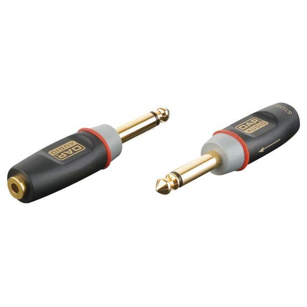 DAP-Audio - XGA11 - Jack/M mono > Mini Jack/F - Inclusi 2 resistori da 10 kilo-Ohm