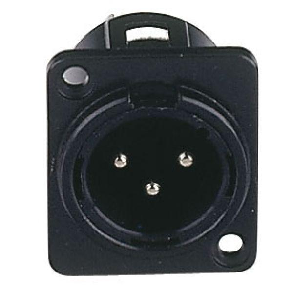 DAP-Audio - XLR 3p. Chassis Male - Maschio