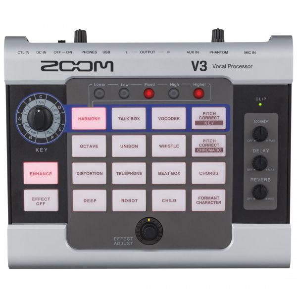 Zoom V3 Processore Vocale