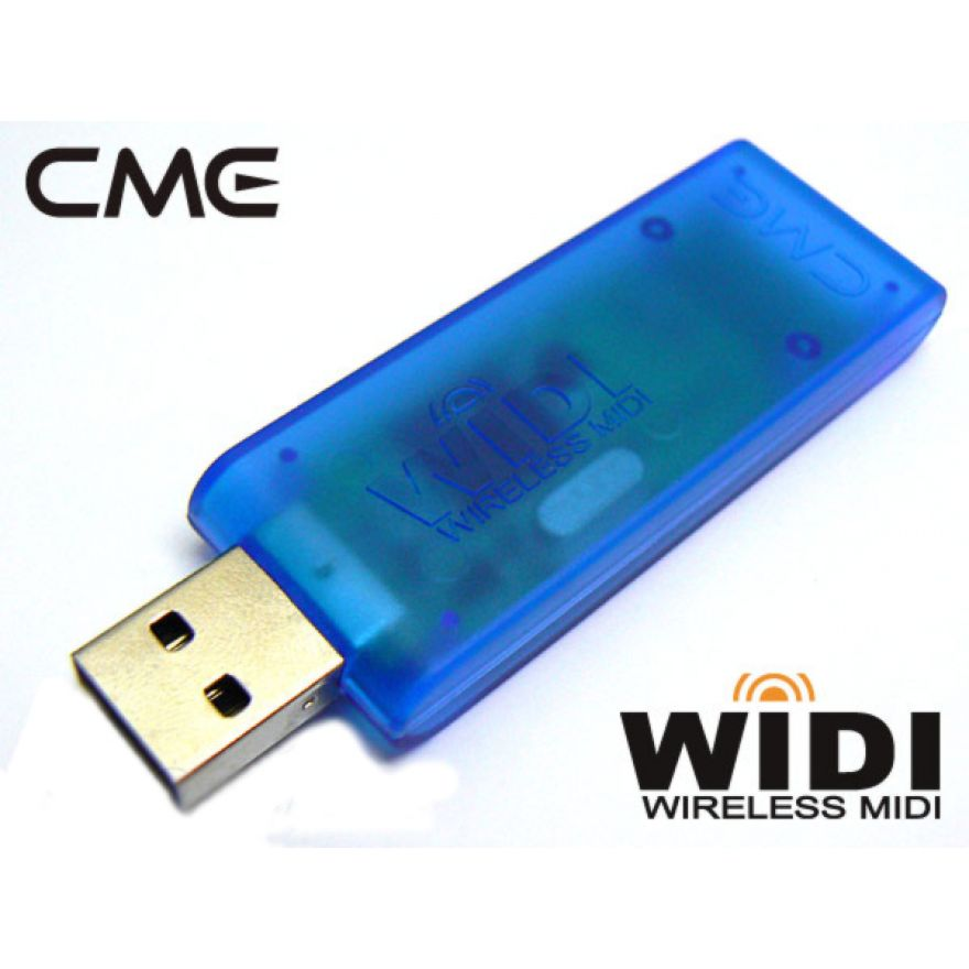 CME WIDI XU - INTERFACCIA MIDI WIRELESS