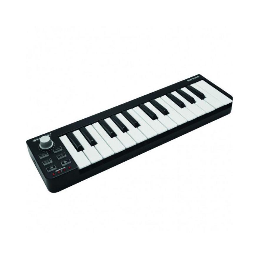 OMNITRONIC KEY 25 CONTROLLER MIDI/USB 25 TASTI