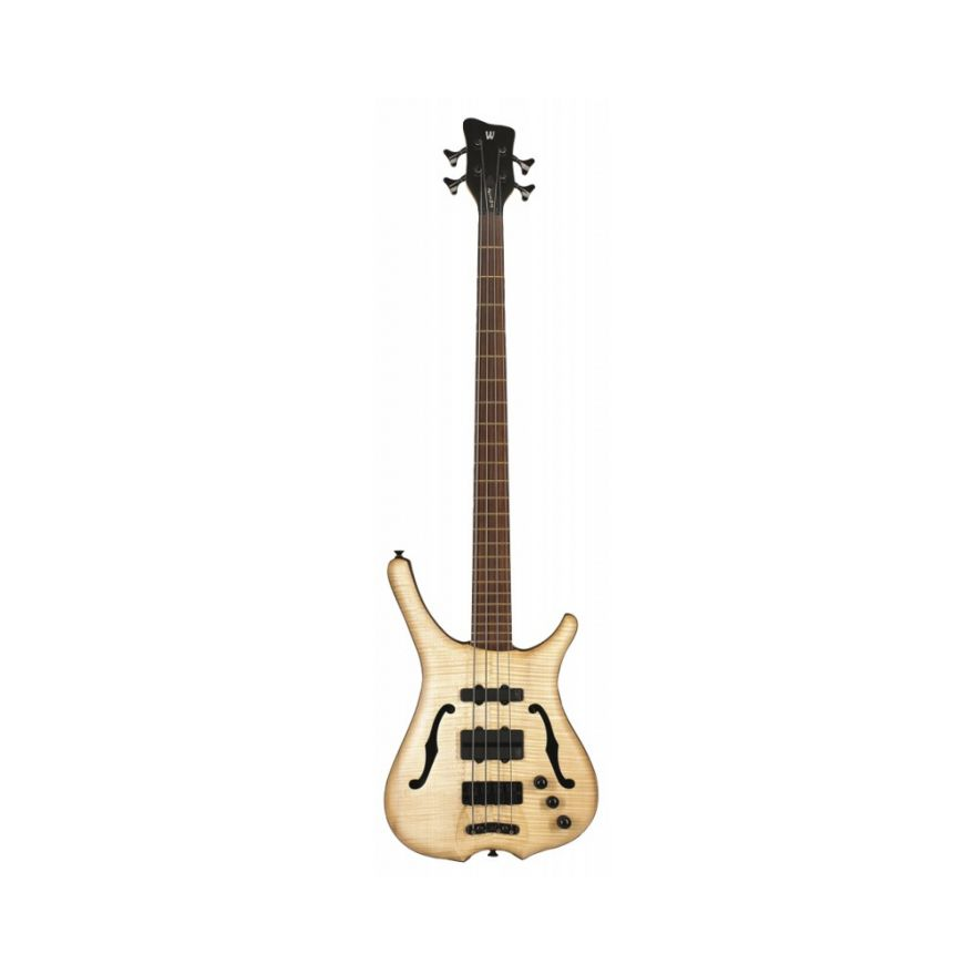 WARWICK Infinity Acero (4) Natural - Flame Maple Top