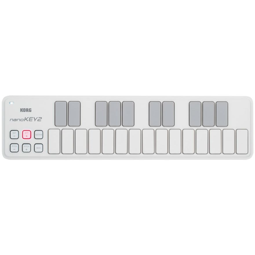 0-KORG nanoKEY 2 White - CO