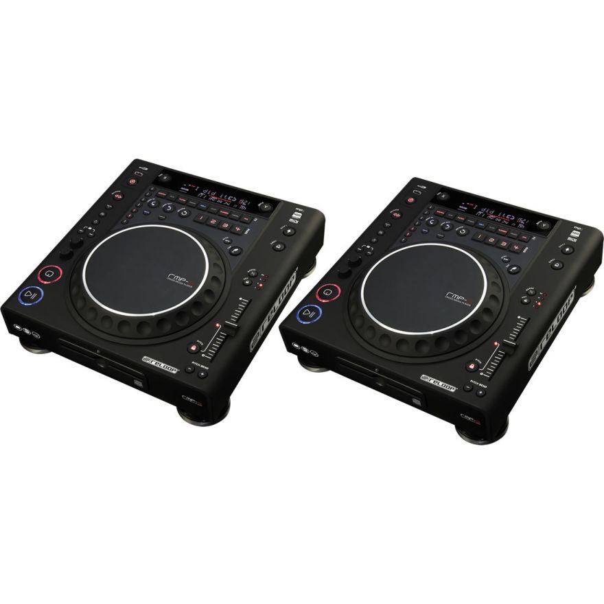 RELOOP RMP3B (coppia) LETTORE CD PER DJ [MP3/USB/MIDI]