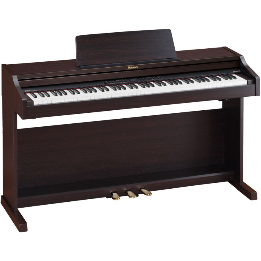 ROLAND RP301R-RW - PIANOFORTE DIGITALE con accompagnamenti