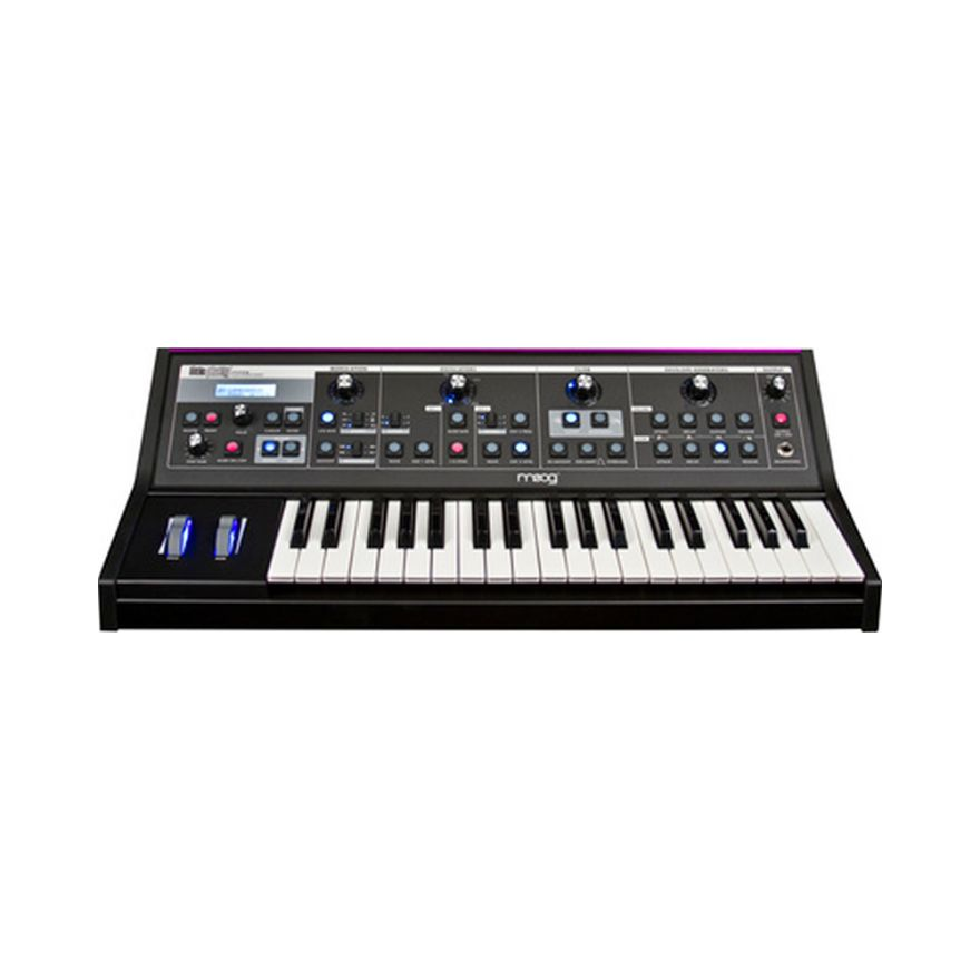MOOG Little Phatty Stage II Purple