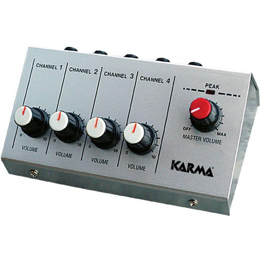 0-KARMA MX 2004 - MIXER MIC