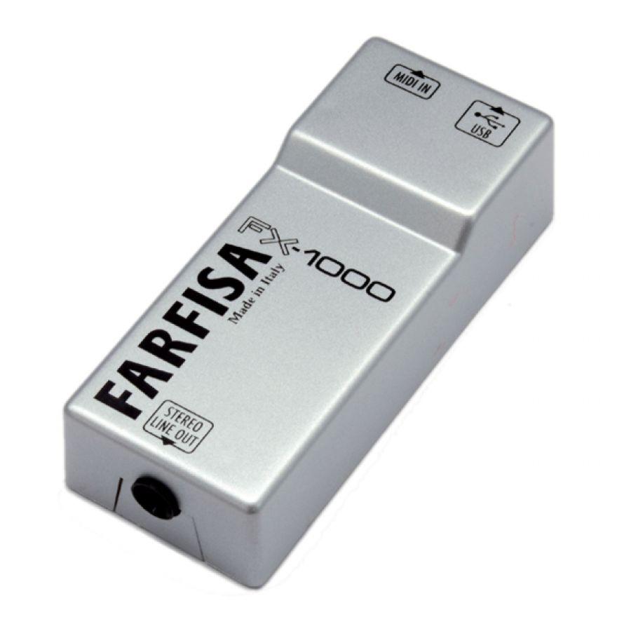 FARFISA FX1000