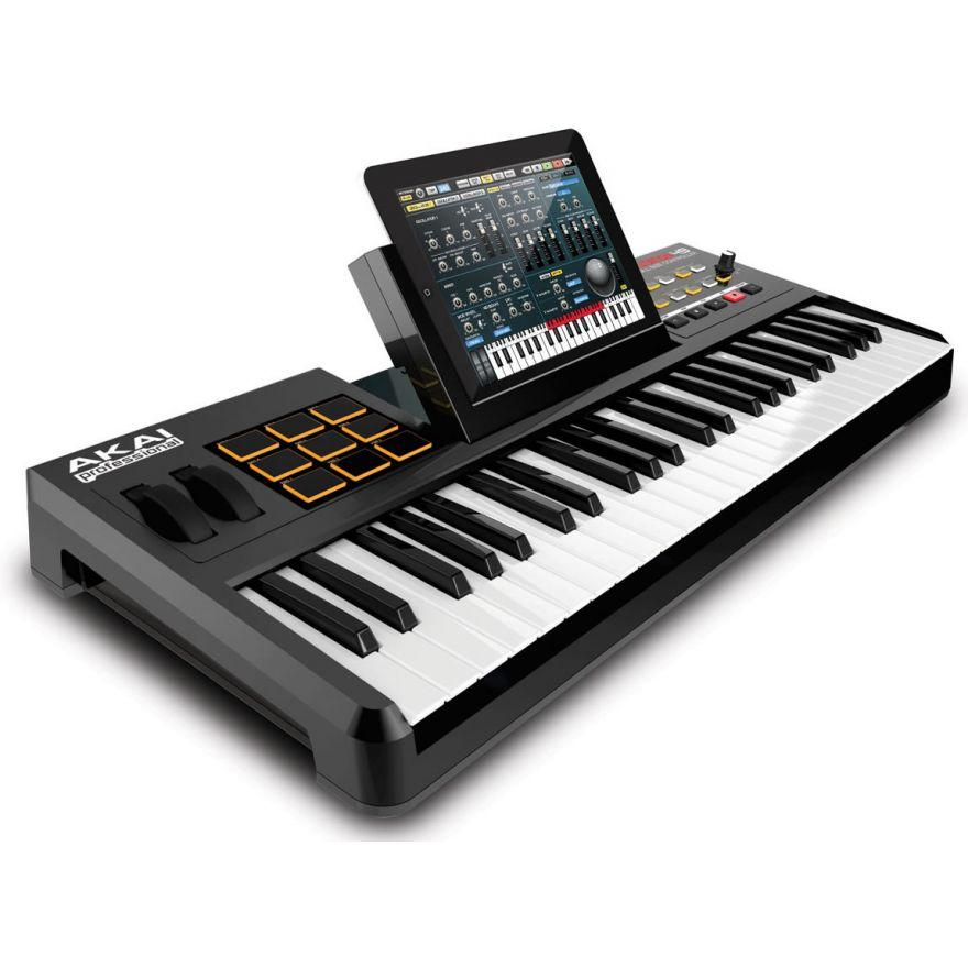AKAI SYNTHSTATION 49 - CONTROLLER USB/MIDI PER IPAD
