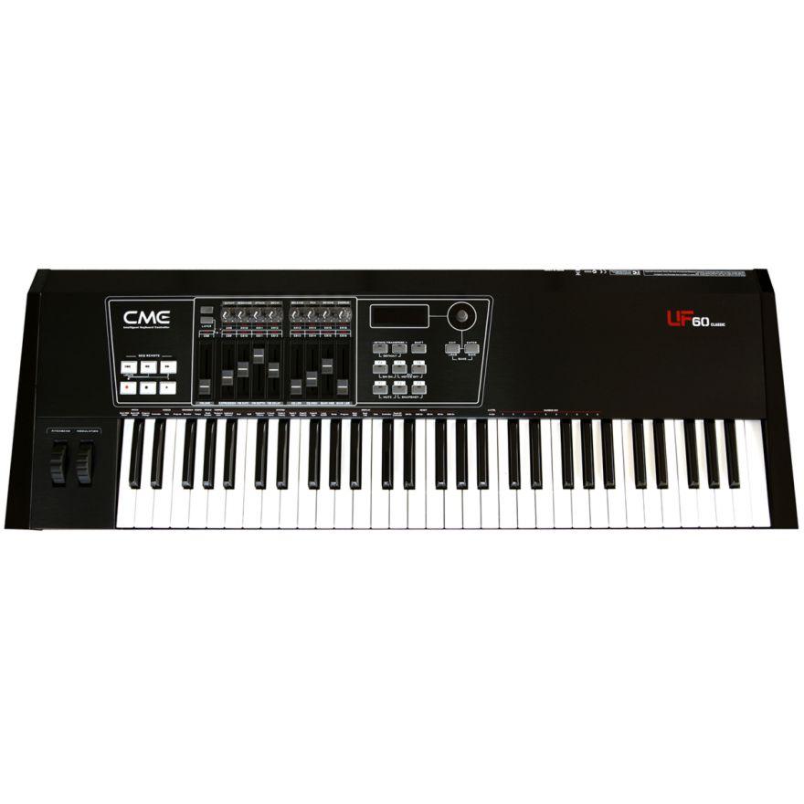 CME UF60 Classic - TASTIERA MASTER USB MIDI 61 TASTI