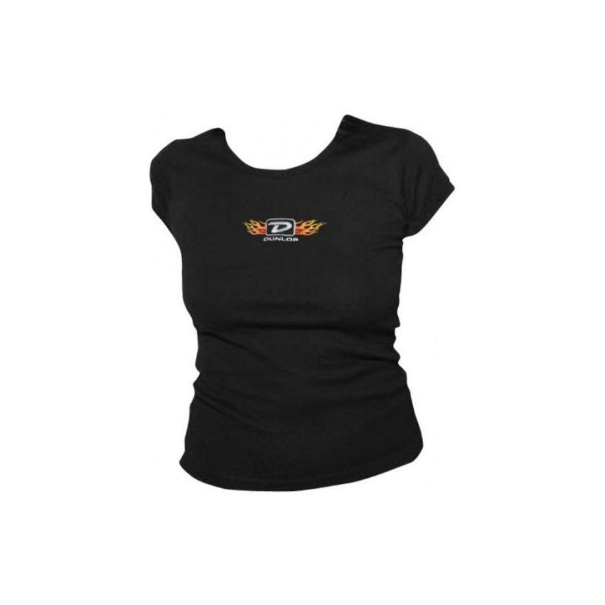 Dunlop DSD06-WTS T-Shirt da donna taglia L