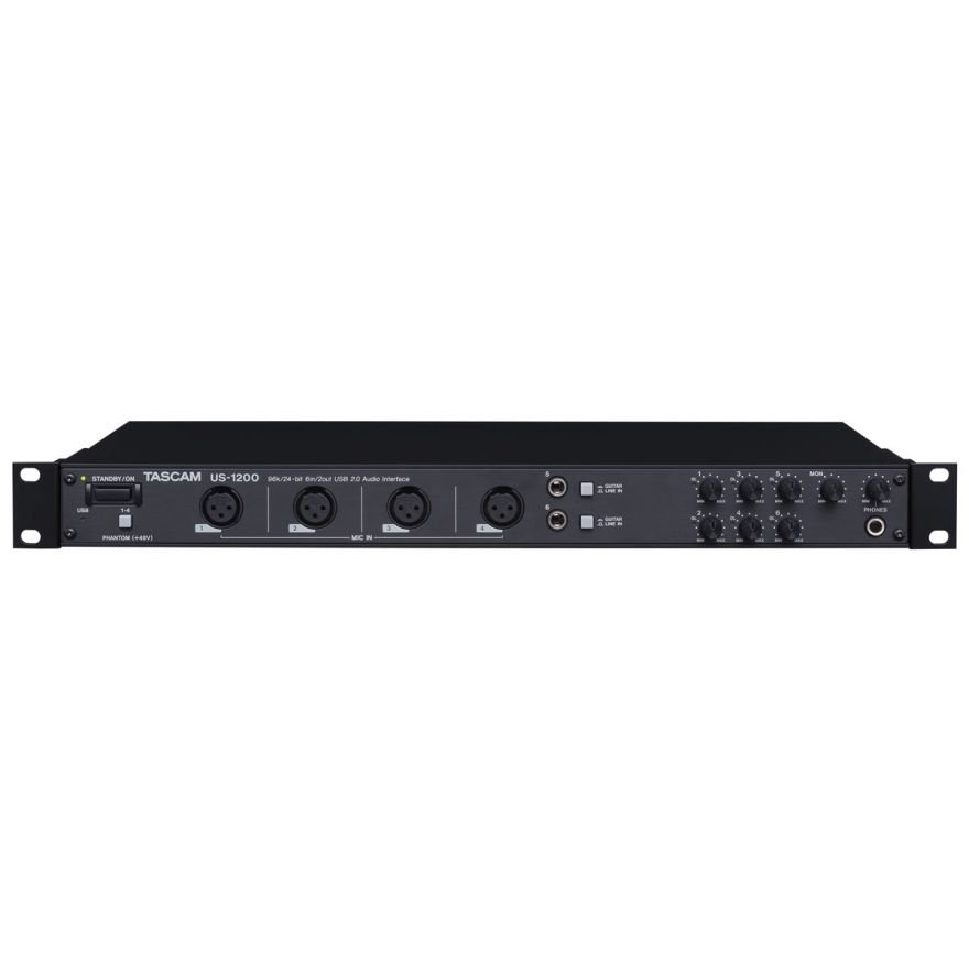 0-TASCAM US1200 - INTERFACC