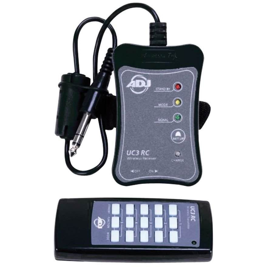 AMERICAN AUDIO UC3 RC SYSTEM - CONTROLLER WIRELESS