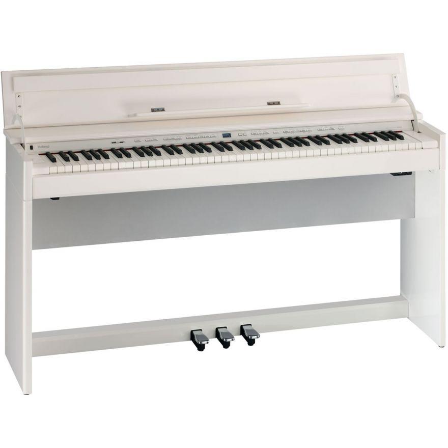 ROLAND DP90S-PW Bianco Lucido - PIANOFORTE DIGITALE