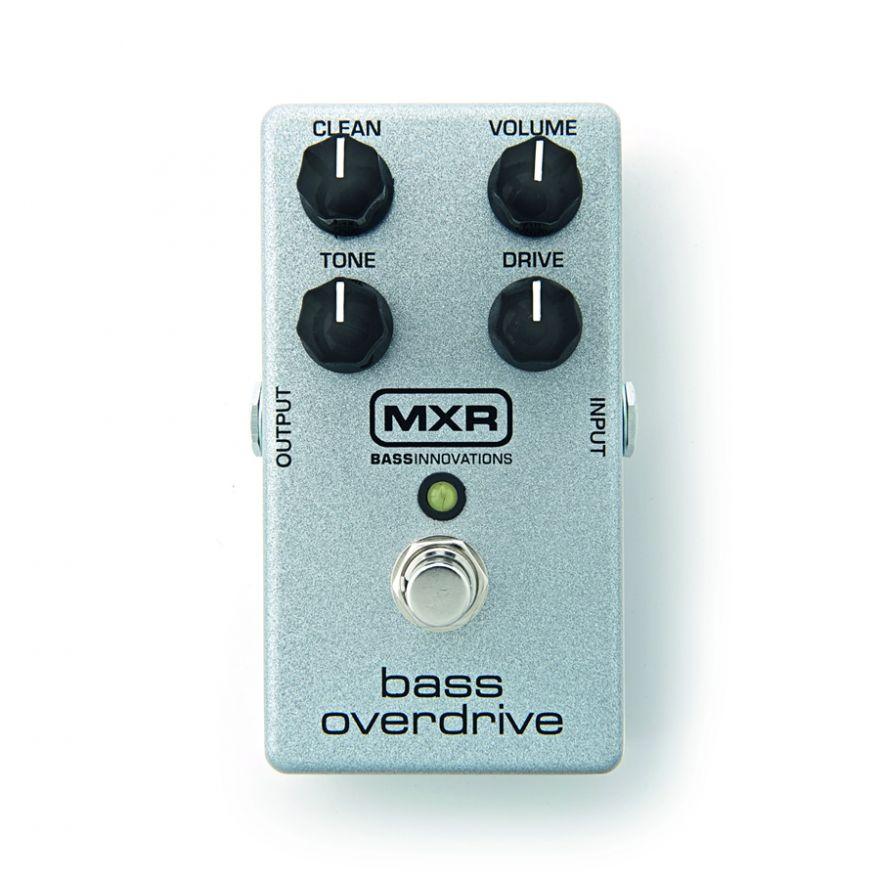 0 MXR - M89 Bass Overdrive