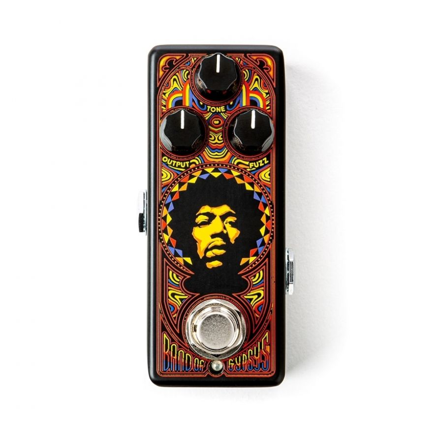0 Mxr - JHW4 Band of Gypsys™ Fuzz Mini