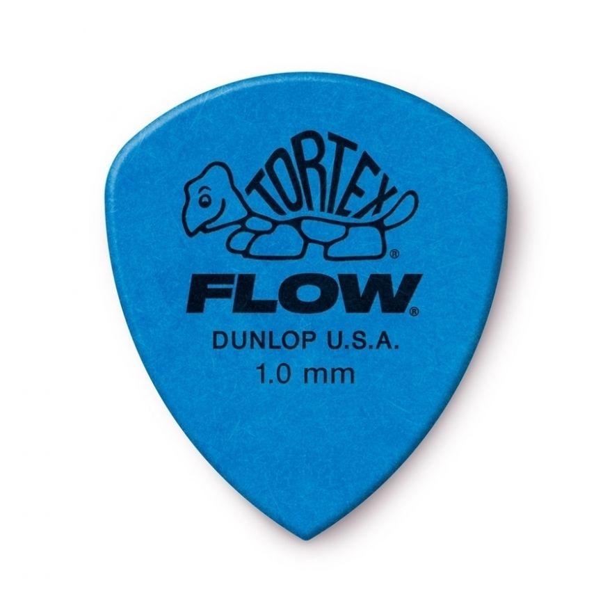 Dunlop - 558P100 Tortex Flow Standard 1.0 mm Player's Pack/12