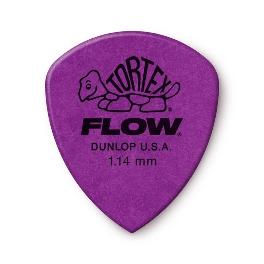 Dunlop - 558P114 Tortex Flow Standard 1.14 mm Player's Pack/12
