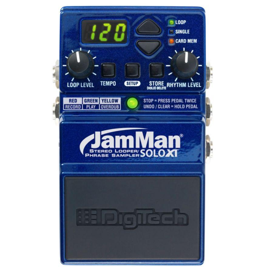 DIGITECH JMSXT JamMan Solo XT - Looper stompbox