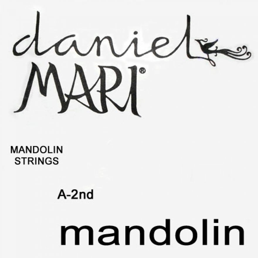 DANIEL MARI A-2nd - CORDA SINGOLA PER MANDOLINO [A-LA-2nd]
