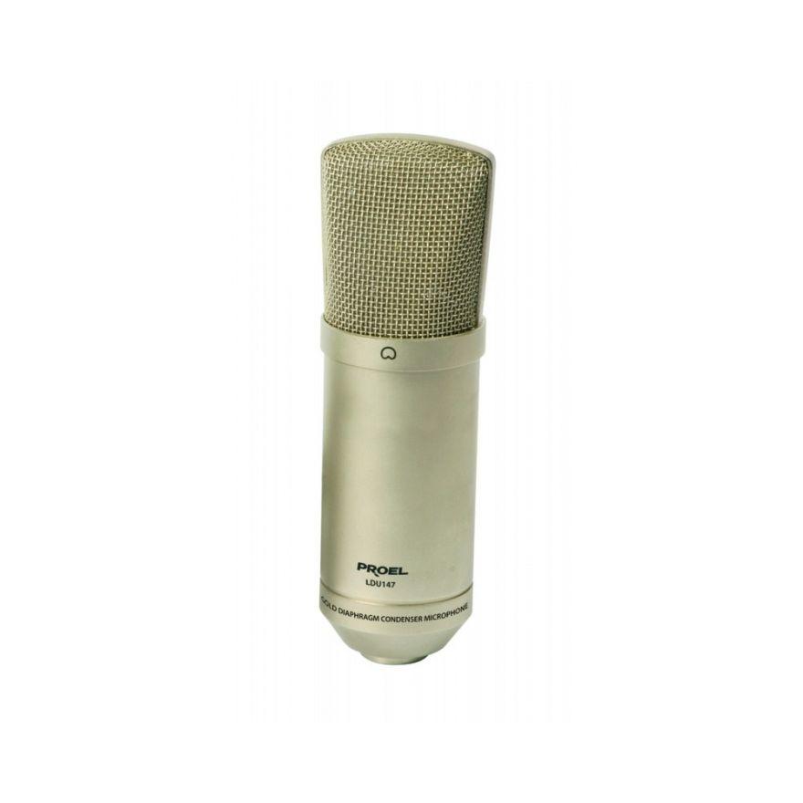 PROEL LDU147 - Microfono a condensatore da studio