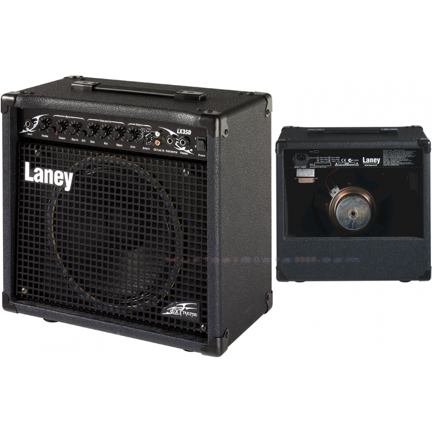 0-LANEY LX35D - AMPLIFICATO