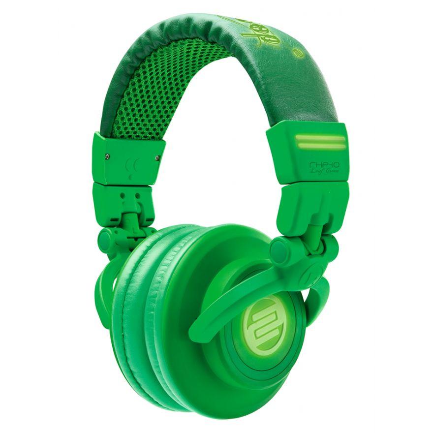 RELOOP RHP10 LeafGreen - CUFFIE PER DJ Fluorescenti
