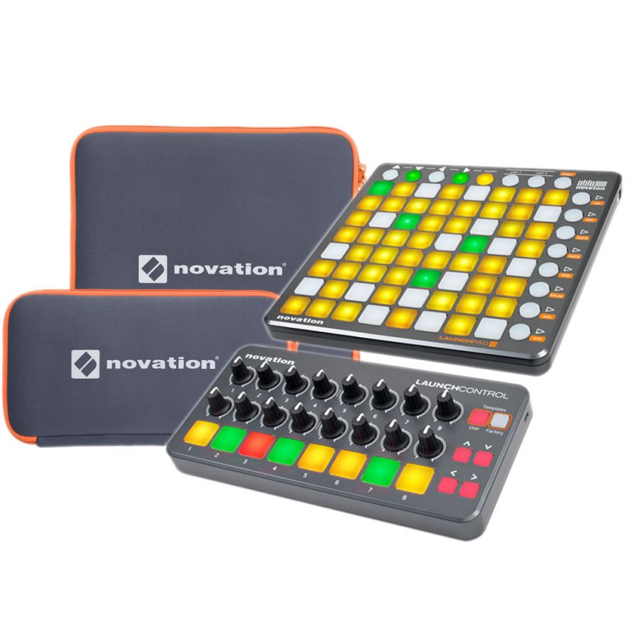 0-NOVATION LAUNCHPAD S CONT