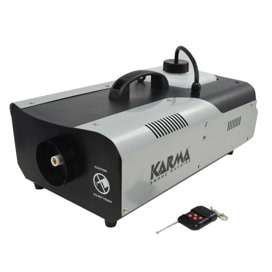 KARMA DJ 1500DMX - Macchina da fumo 1500W DMX