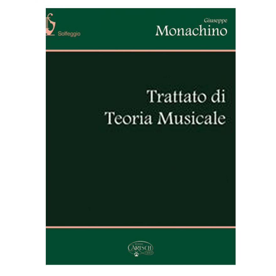 CARISCH Monachino, Giuseppe - TRATTATO di TEORIA MUSICALE