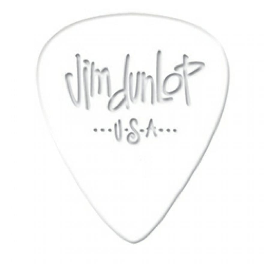 DUNLOP 483P#01 - 12 PLETTRI SPECIALTY 'GENUINE CELLULOID' THIN