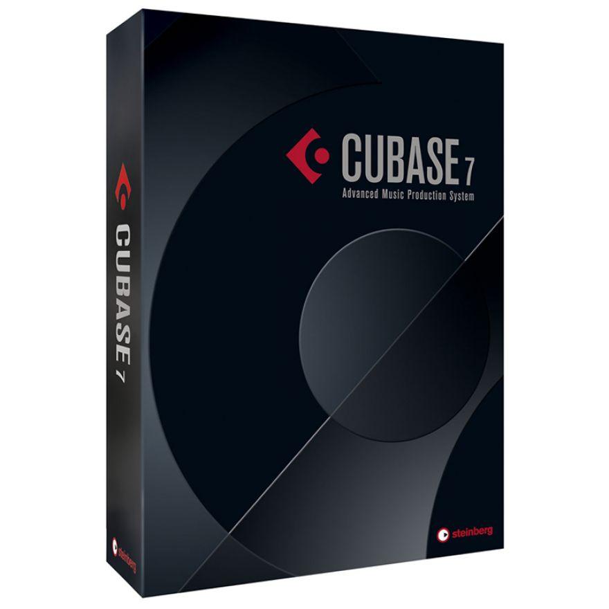 0-STEINBERG CUBASE 7.5 IT U