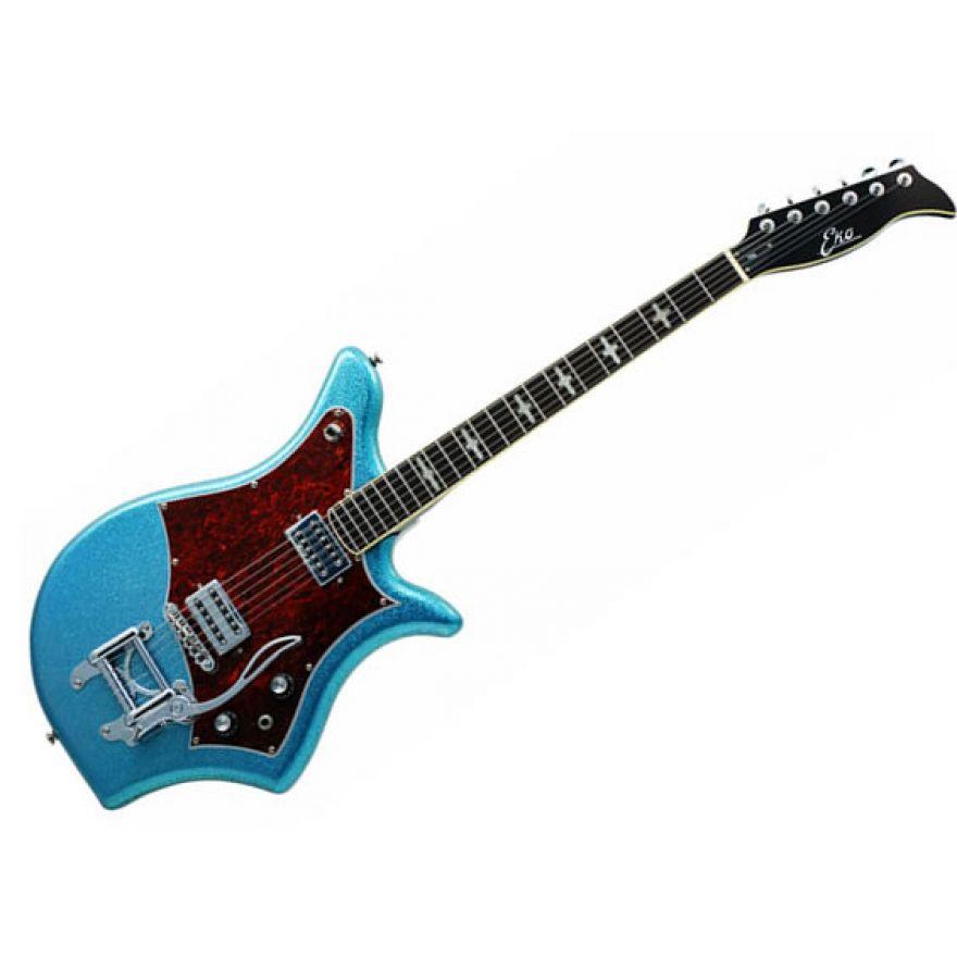 EKO 700 Sparkle Blue - CHITARRA ELETTRICA