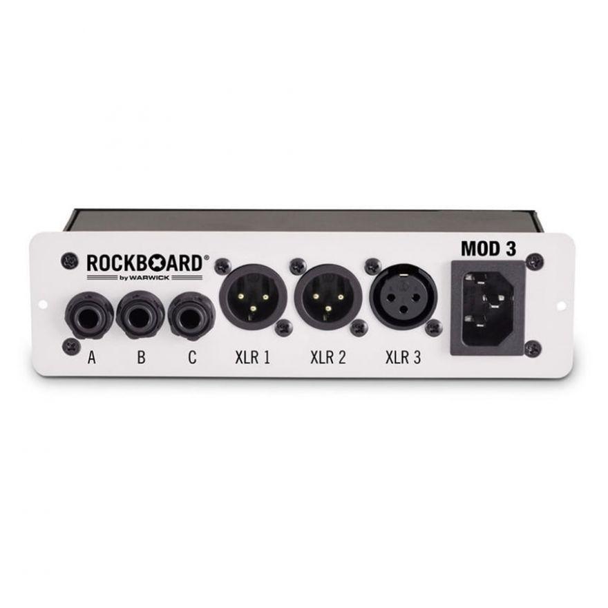 0 Rockboard - MOD 3 - XLR & TRS for Vocalists