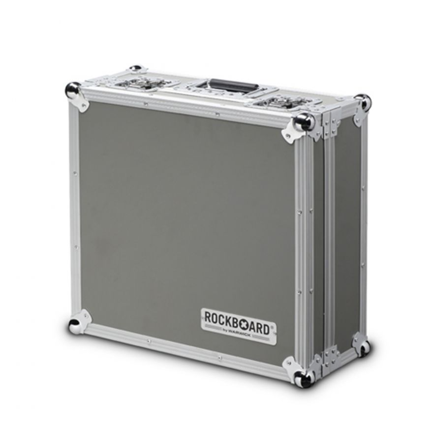Rockboard - RBO CASE 4.1 QUAD Flight Case per Pedalboard Quad 4.1
