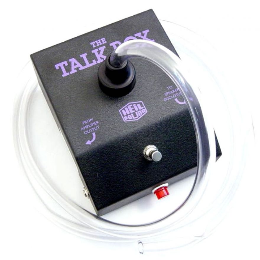 0-DUNLOP HT1 Heil Talkbox -