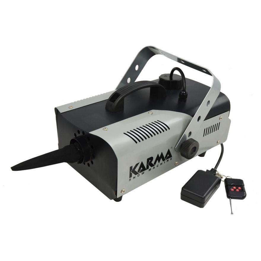 0-KARMA SNOW 600 - MACCHINA