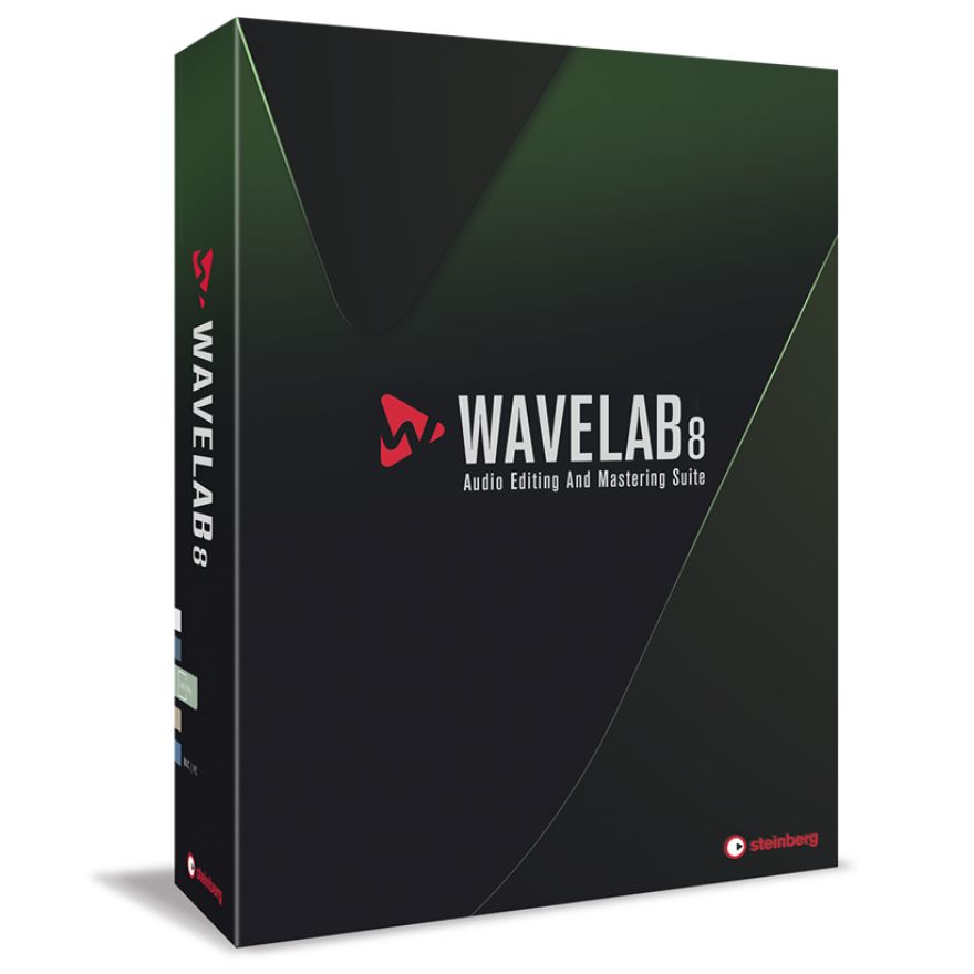 STEINBERG WAVELAB 8 Update da WaveLab 7