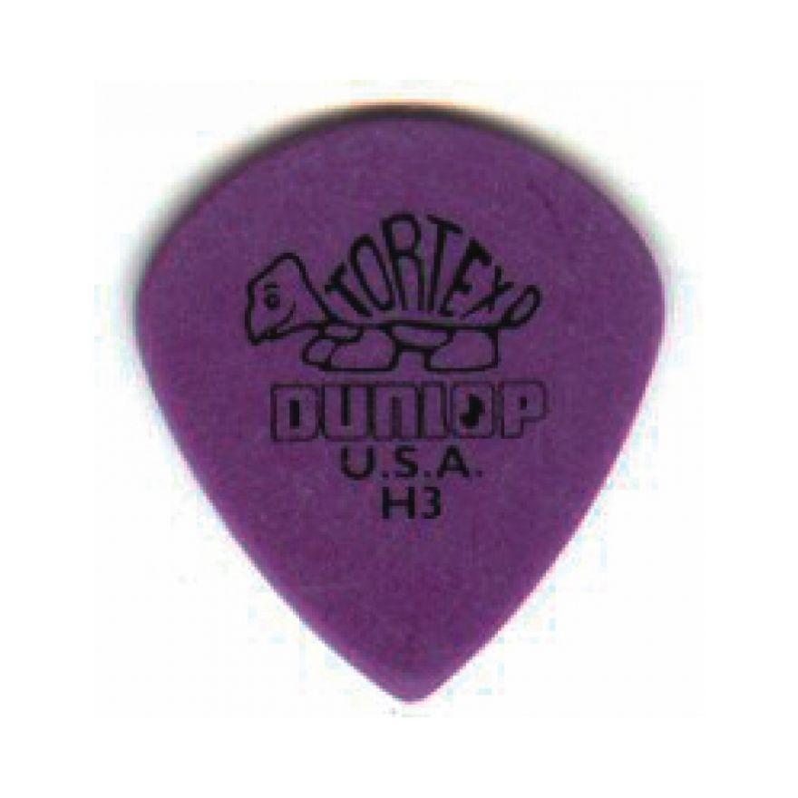Dunlop 472RH3 TORTEX JAZZ PK - 36/BAG