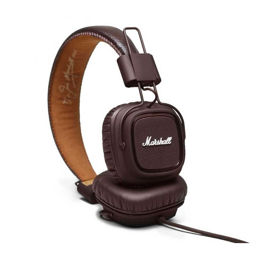 MARSHALL HEADPHONES MAJOR BROWN