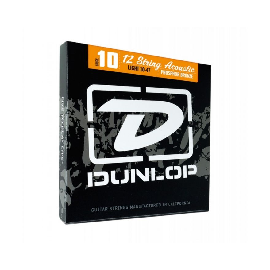 Dunlop DAP1252J AG-PHB MEDIUM 12/Set