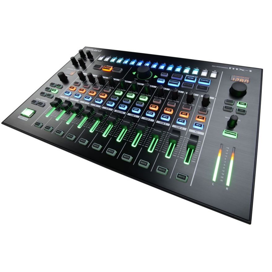 0-ROLAND MX1 Aira Mixer - M