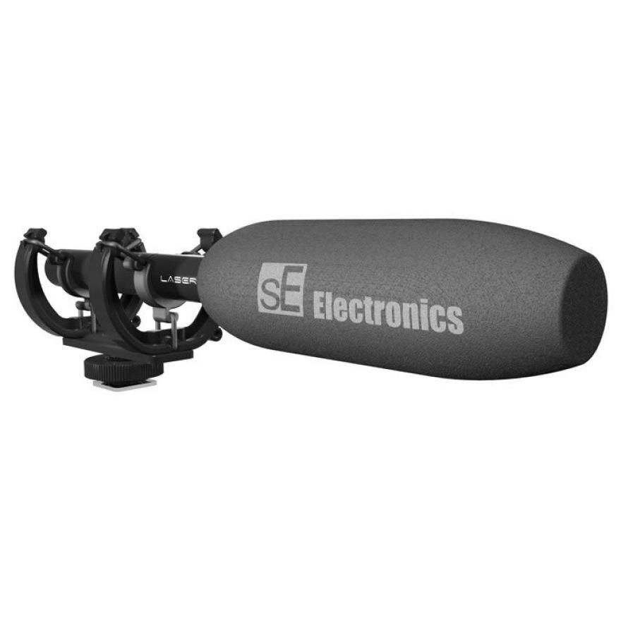 SE ELECTRONICS sE ProMic Laser - Microfono Shotgun