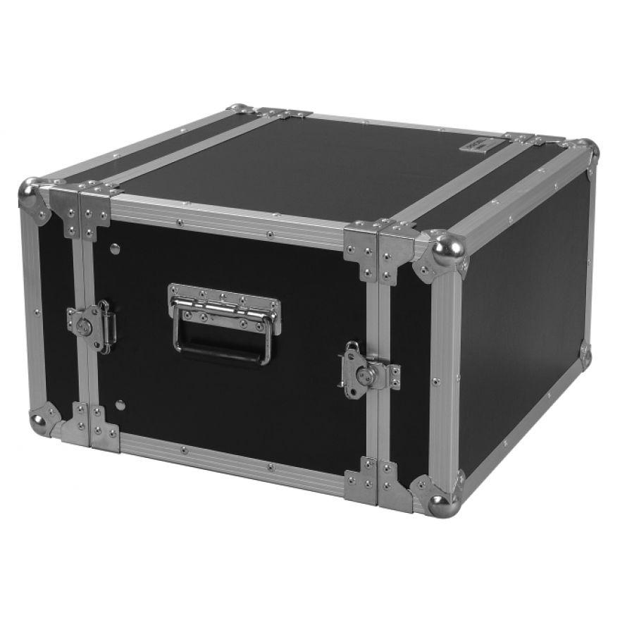 PROEL CR106BLKM - Flight case 6U a rack 19