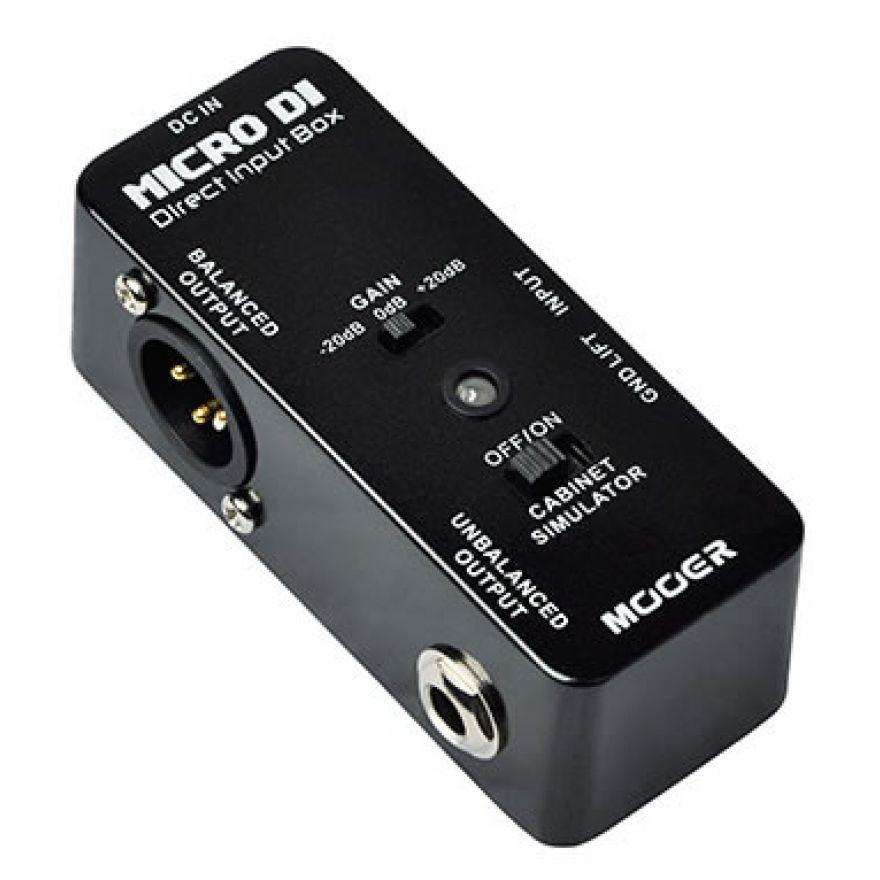 0-MOOER MICRO DI - DI BOX