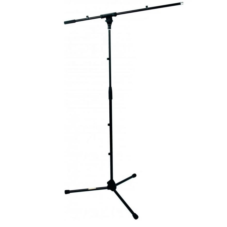ROCKSTAND RS20710B Supporto microfonico con piedi in acciaio