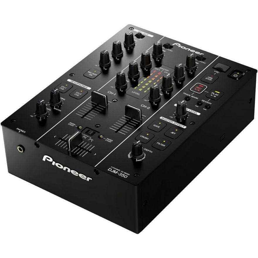 0-PIONEER DJM350 - MIXER PE